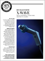 CELLULITE BUSTER  - X-WAVE