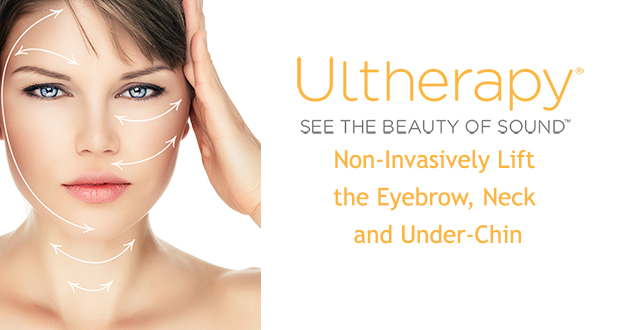 GET A NON SURGICAL FACELIFT WITH ULTHERAPY