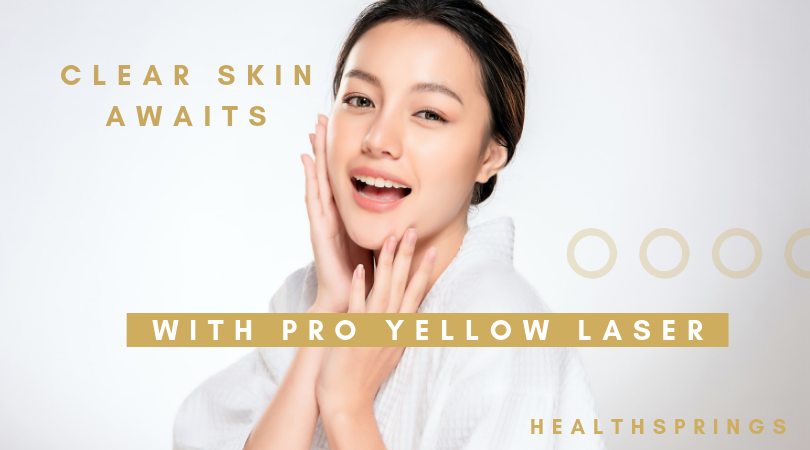 Pro Yellow Laser – Laser & Aesthetic Medical Clinic