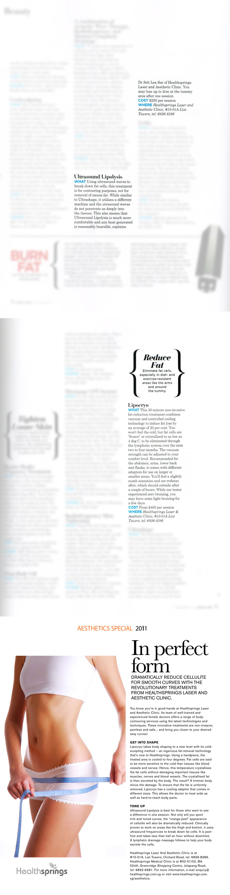 Press Media - Simply Her Magazine (Dec 2011 Issue)