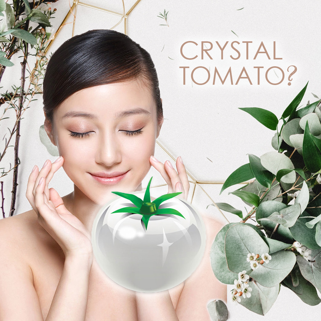Crystal Tomato? Oral Sunblock?
