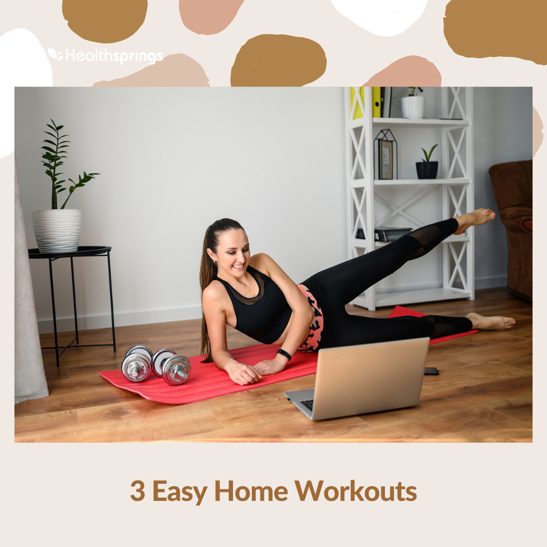 Easy & Quick Workout at Home