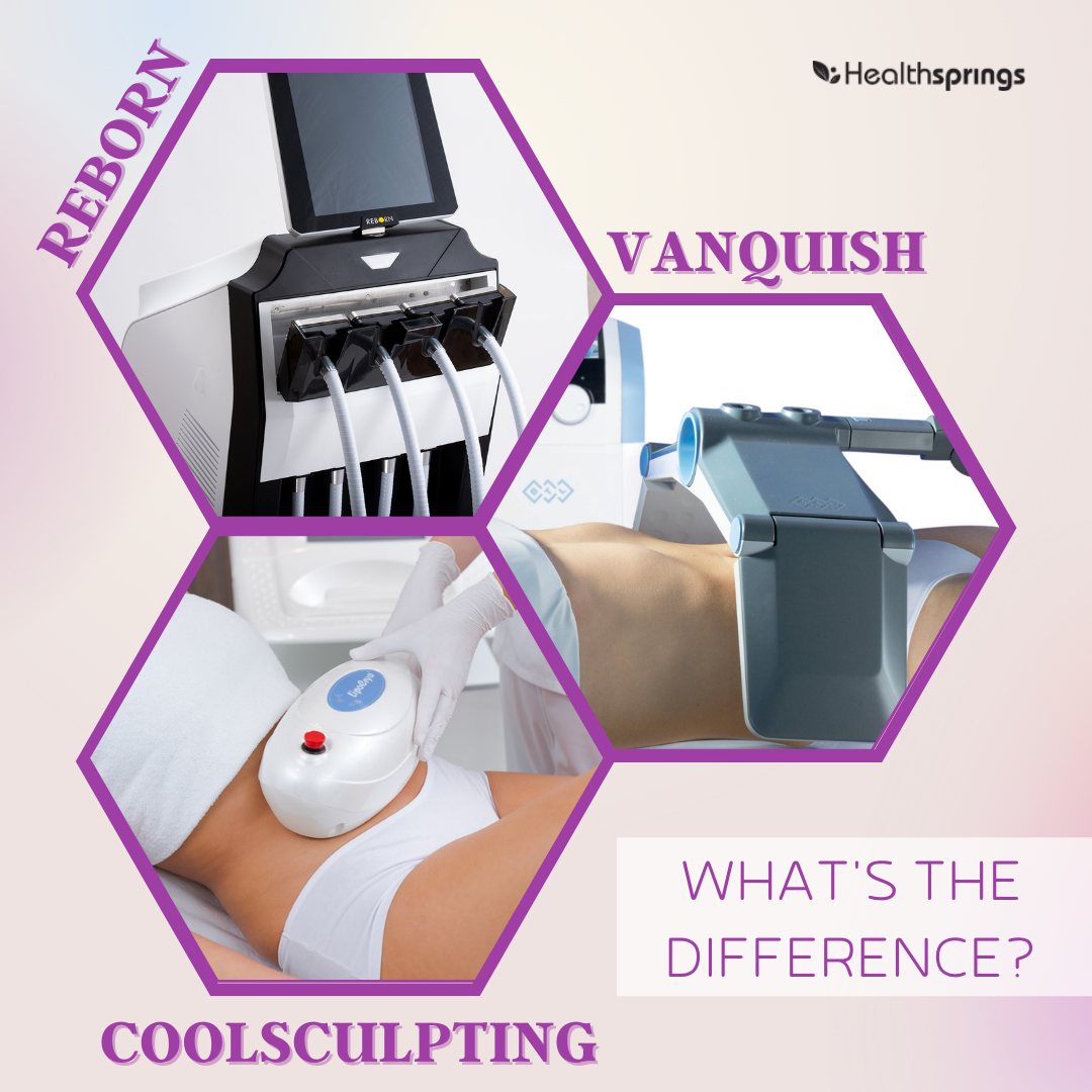 How Does ReBorn Compare to Vanquish or Coolsculpting?